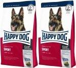 Happy Dog Supreme Fit&Well Adult Sport 2x15kg (30kg)