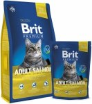 Brit Premium Cat Adult Salmon 300g