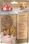8in1 Meaty Treats Freeze Dried 100% Kurczak 50g