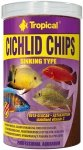 Tropical Cichlid Chips 1000ml/520g