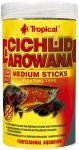 Tropical Cichlid & Arowana Medium Sticks 250ml/90g
