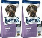 Happy Dog Supreme Fit&Well Senior 2x12.5kg (25kg)