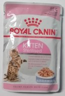 Royal Canin Kitten Sterilised w galaretce 12x85g