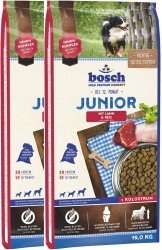 Bosch Junior Lamb & Rice 2x15kg (30kg)