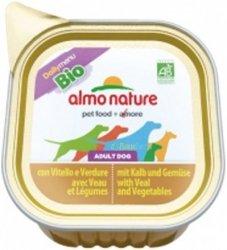 Almo Nature Daily Menu Bio z cielęciną i warzywami 100g