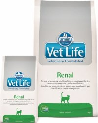 Vet Life Cat Renal 2kg