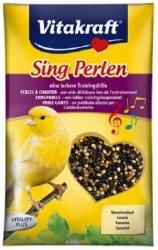 Vtakraft Sing Song Perlen Perełki wspierające śpiew dla kanarków 20g
