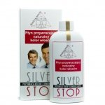 SILVER STOP Anti Gray Hair Men's & Women's Restores, 200 ml, 7 fl.oz