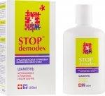 Szampon Stop Demodex, Demodekoza, Nużyca, 100 ml