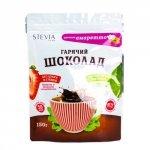 Gorąca Czekolada ze Stewią (Stevia), 100% Naturalna, 150 g