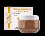 Peeling / Maseczka z Wiesiołka, Olvita, 100g