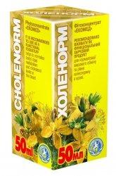 Cholenorm Herbal Drops, Ekomed