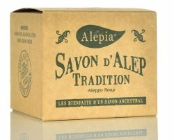 Soap Soap Alep Tradition Supreme 1%, 190glep, 100% Natural, 190g