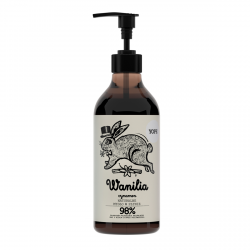 Vanilla & Cinnamon Natural Moisturising Liquid Soap, Yope, 500ml