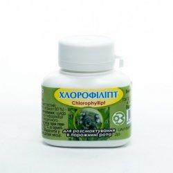 Chlorophyllipt, 40 tbl