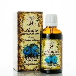 Olej z Czarnuszki, 50 ml 100% Naturalny