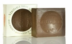 Alep Soap with Red Clay, 125g
