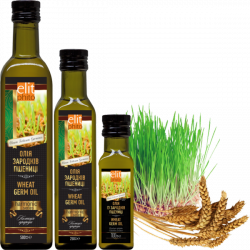 Wheat germ oil, 100% Natural, Elitphito