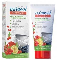 Moisturizing Slimming Body Cream, Typhoon, 200ml