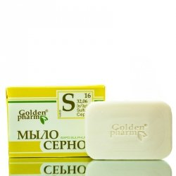 Sulfur Soap 70g