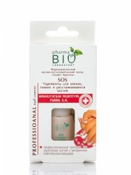 Nail Strengthener SOS, Pharma Bio