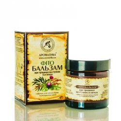 Cracked Soles and Heels Herbal Balm, Aromatika