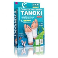TANOKI Cleansing Patches, 10 pieces