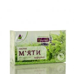 Mint Herbal Tea, 20 teabags