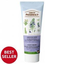 Foot Cream Against Corns AHA & Cedar Oil, Green Pharmacy