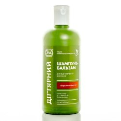 Organic Birch Tar Shampoo, 500 ml