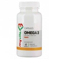 Omega-3 EPA forte 18% / 12% DHA 1000mg