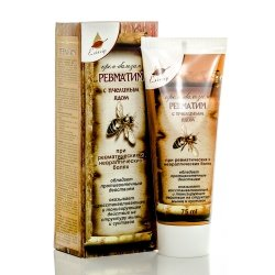 Bee Venom (Apitoxin) Cream Balm Rheumatim, 75 ml