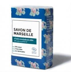 Marseille Perfumed Soap, Cedar BIO, Alepia, 100 g