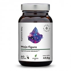 My Figure Eating Cravings, Aura Herbals, 60 vegan capsules