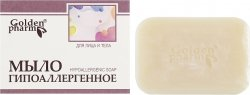 Hypoallergenic Face and Body Soap, Goldenpharm