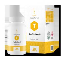 ProCholterol Medical Formula DuoLife, 60 capsules