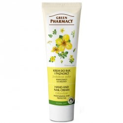 Celandine Moisturizing and Protective Hand and Nail Cream, Green Pharmacy