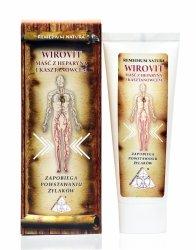 Heparin & Chestnut Leg and Veins Cream Balm WIROVIT, 75ml