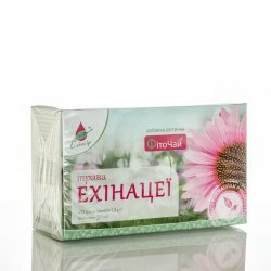 Herbal Tea, Purple Coneflower, 20 teabags