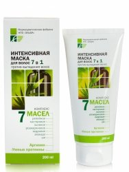 Hair Mask against Hair Loss, 7 in 1