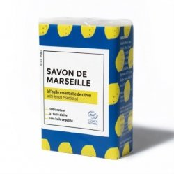 Marseille Perfumed Soap, Lemon BIO, Alepia, 100 g