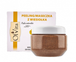 Evening Primrose Peeling / Mask, 100% Natural, Olvita, 100g