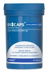 ForMeds Bicaps Hyaluronic Acid Dietary Supplement