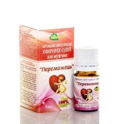 Winner Essential Oil Blend for Men, Adverso, 100% Natural