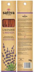 Kadzidełka Naturalne Lawenda Sattva Incense, 30g