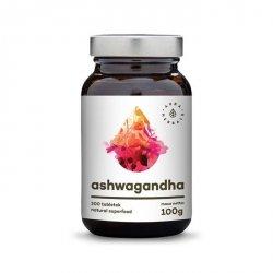 Ashwagandha, Aura Herbals, 200 tabletek