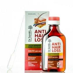 Olejek Przeciw Wypadaniu Włosów Anti Hair Loss, Seria Dr. Sante