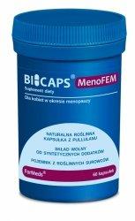 BICAPS MenoFEM dla Kobiet w Okresie Menopauzy, Formeds, 60 kapsułek