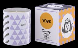 Zimowy Rarytas Świeca Zapachowa Sojowa, Yope, 100% Naturalna