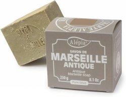 Mydło Marsylskie 100% Oliwkowe, Alepia, 230g